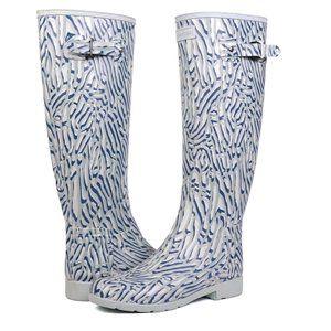 HUNTER Refined Slim Fit Rain Boot Sz 9 NWOT
